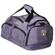 Genius Pack 21'' Gym Duffel; Plum