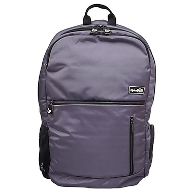 Genius Pack Travel Backpack; Plum