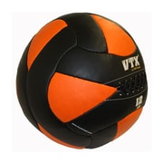 VTX by Troy Barbell VTX Leather Wall Ball; 12 lbs