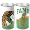 Wincraft NCAA Tapered Wastebasket; Florida A & M
