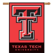 BSI Products NCAA 2-Sided Banner; Texas Tech