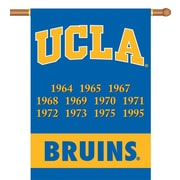 BSI Products NCAA 2-Sided Banner; UCLA - Champ Years