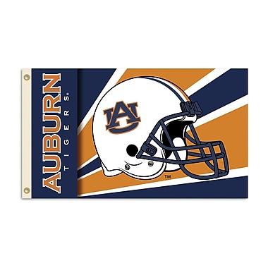BSI Products NCAA Helmet Design Traditional Flag; Auburn