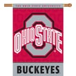 BSI Products NCAA 2-Sided Banner; Ohio State  - O Logo