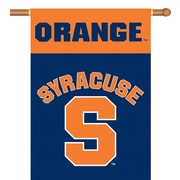 BSI Products NCAA 2-Sided Banner; Syracuse