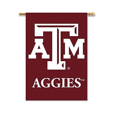 BSI Products NCAA 2-Sided Banner; Texas A&M