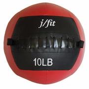 J Fit Wall Ball; 10 lbs