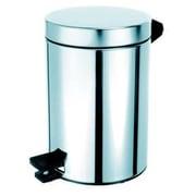 Geesa by Nameeks Standard Hotel 0.8 Gallon Pedal Trash Can