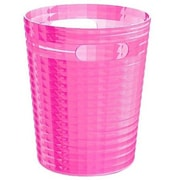 Gedy by Nameeks Glady 2.34 Gallon Resin Trash Can; Pink