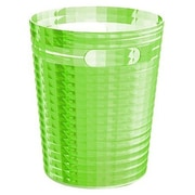 Gedy by Nameeks Glady Waste Basket; Acid Green