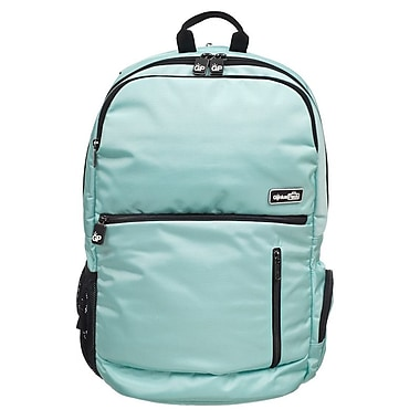 Genius Pack Travel Backpack; Mint