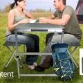 GigaTent Foldaway 3 Piece Dining Set