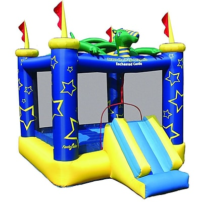 Kidwise Draco the Magic Dragon Bounce House WYF078276307829