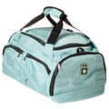 Genius Pack 11.5'' Gym Duffle Bag; Mint