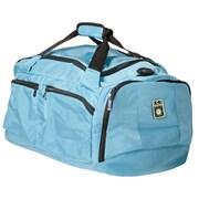 Genius Pack 21'' Gym Duffel; Blue