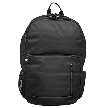 Genius Pack Travel Backpack; Charcoal