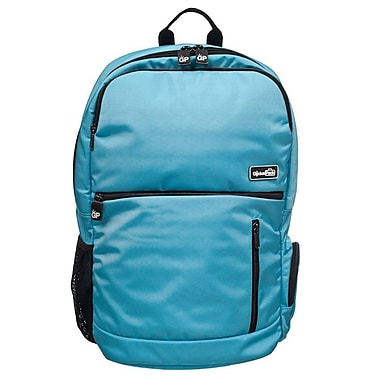 Genius Pack Travel Backpack; Blue