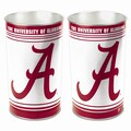 Wincraft NCAA Tapered Wastebasket; Alabama