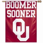 Wincraft NCAA Collegiate Banner; Oklahoma