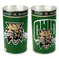 Wincraft NCAA Tapered Wastebasket; University of Ohio