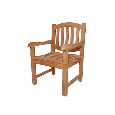 Anderson Teak Kingston Dining Arm Chair
