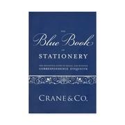 Crane & Co™ Blue Book of Stationery Etiquette Book