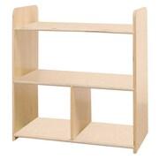 Wood Designs™ Tot-Size Pass Through Shelves, Birch