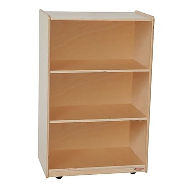 Wood Designs™ Storage Shelf, Birch
