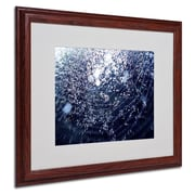 "Trademark Fine Art 16"" x 20"" Acrylic 50 Shapes, Wood Frame"