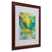 trademark fine art 16 x 20 canvas butterflight wood frame staples. Black Bedroom Furniture Sets. Home Design Ideas