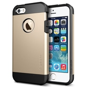 Spigen™ Tough Armor Case For iPhone 5S/5, Champagne Gold