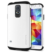 Spigen™ Slim Armor Case For Galaxy S5, Shimmery White
