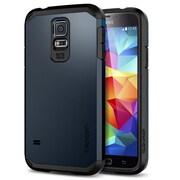 Spigen™ Tough Armor Case For Galaxy S5, Metal Slate