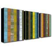"Trademark Fine Art 22"" x 32"" Wooden Frame Gallery-Wrapped Canvas Art"