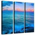 Trademark Fine Art 16in. x 48in. Canvas & Wood Gallery Wrapped