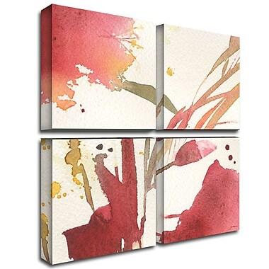 Trademark Fine Art Extra Large Canvas, Wood Fine Art