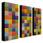 "Trademark Fine Art 10"" x 24"" Canvas/MDF Wall Art"