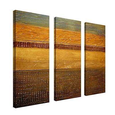 """""Trademark Fine Art 8"""""""" x 24"""""""" Wood/Canvas Wall Art"""""" 1003697"
