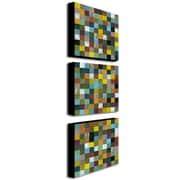 "Trademark Fine Art 24"" x 24"" Canvas Gallery Wrapped Art"