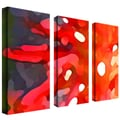 Trademark Fine Art 14in. x 32in. ABS/Canvas Gallery-Wrapped Canvas Art