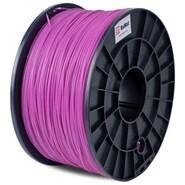 FLASHFORGE™ BuMat™ 1.75 mm 2.2lbs. ABS Filament With Spool For FFF 3D Printer, Purple