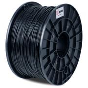 Flashforge™ BuMat™ 1.75 mm 2.2lbs. PLA Filament With Spool For FFF 3D Printer, Black