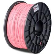 Flashforge™ BuMat™ 1.75 mm 2.2lbs. PLA Filament With Spool For FFF 3D Printer, Pink