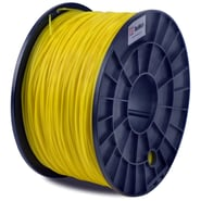 Flashforge™ BuMat™ 1.75 mm 2.2lbs. PLA Filament With Spool For FFF 3D Printer, Yellow