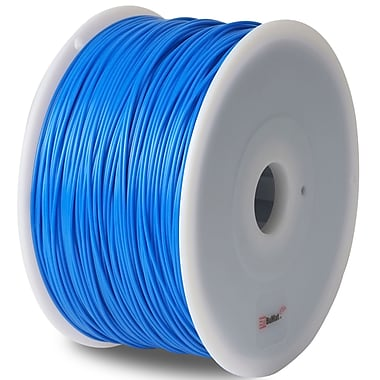 Flashforge™ BuMat™ Elite 1.75 mm 2.2lbs. ABS Filament With Spool For FFF 3D Printer, Blue