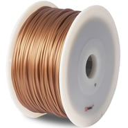 Flashforge™ BuMat™ Elite 1.75 mm 2.2lbs. ABS Filament With Spool For FFF 3D Printer, Gold