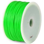 Flashforge™ BuMat™ Elite 1.75 mm 2.2lbs. ABS Filament With Spool For FFF 3D Printer, Green