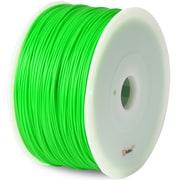Flashforge™ BuMat™ Elite 1.75 mm 2.2lbs. ABS Filament With Spool For FFF 3D Printer, Green