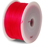 Flashforge™ BuMat™ Elite 1.75 mm 2.2lbs. ABS Filament With Spool For FFF 3D Printer, Red