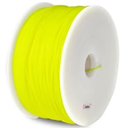 Flashforge™ BuMat™ Elite 1.75 mm 2.2lbs. ABS Filament With Spool For FFF 3D Printer, Yellow